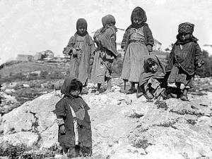 Dzieci libańskie